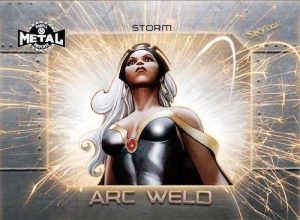Arc Weld Storm MOCK UP