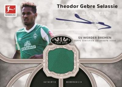Auto Tier One Relic Theodor Gebre Selassie MOCK UP
