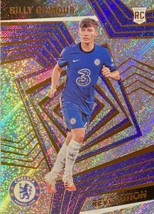 Base Asia T-Mall Rookie Billy Gilmour MOCK UP
