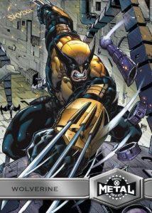 Base Wolverine MOCK UP