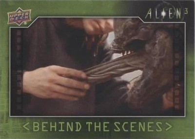 Behind the Scenes Xenomorph