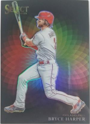 Color Wheel Bryce Harper