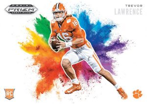 Colorblast Trevor Lawrence MOCK UP