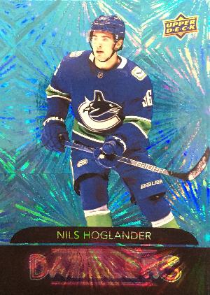 Dazzlers Blue Nils Hoglander