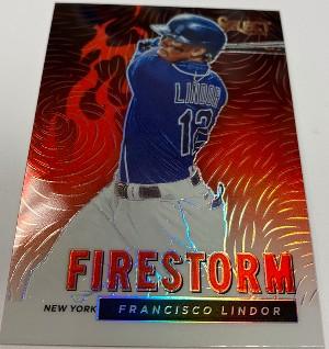 Firestorm Francisco Lindor