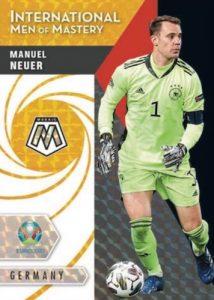 International Men of Mastery Manuel Neuer MOCK UP