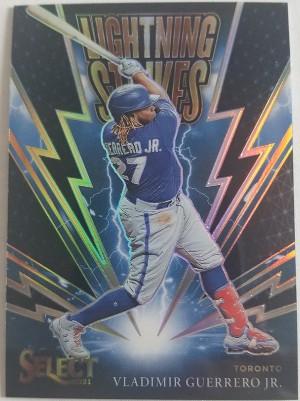 Lightning Strikes Vladimir Guerrero Jr