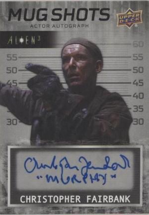 Mug Shots Auto Inscription Christopher Fairbanks