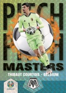 Pitch Masters Thibaut Courtois MOCK UP