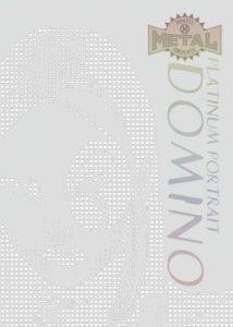 Platinum Portrait Domino MOCK UP