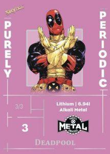 Purely Periodic Deadpool MOCK UP