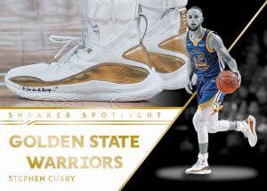 Sneaker Spotlight Stephen Curry MOCK UP
