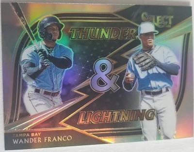 Thunder & Lightning Wander Franco