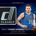 2020-21 Clearly Donruss Basketball