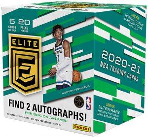 2020-21 Donruss Elite Basketball