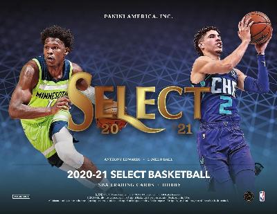 2020-21 Panini Select Basketball