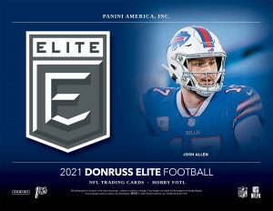 2021 Donruss Elite Football