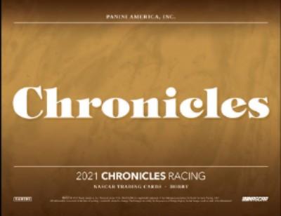 2021 Panini Chronicles Racing