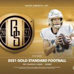 2021 Panini Gold Standard Football