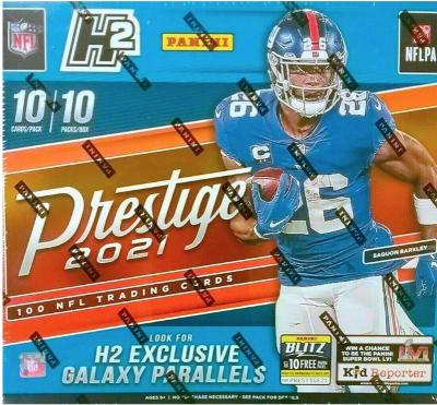 2021 Panini Prestige Football