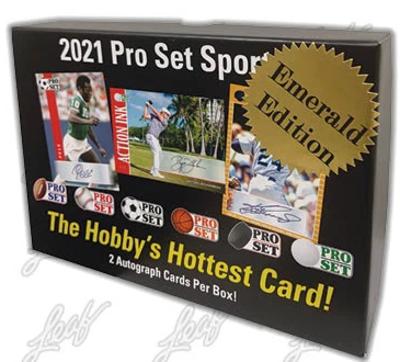 2021 Pro Set Sports
