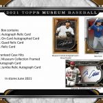 2021 Topps Museum Collection Baseball
