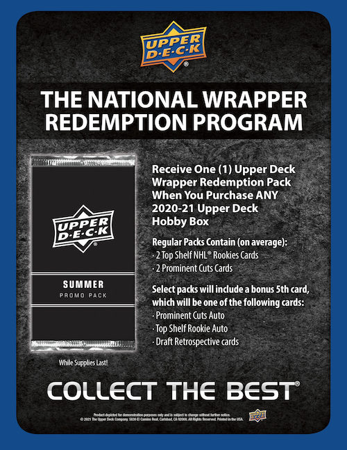2021 UD National Convention Wrapper Redemption