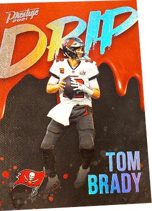 NFL Drip Tom Brady