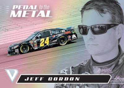 Pedal to the Metal Jeff Gordon MOCK UP