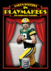 Playmakers Aaron Rodgers MOCK UP