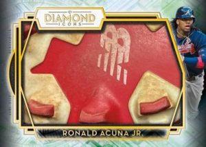 Preeminent Pieces Relic Ronald Acuna jr MOCK UP