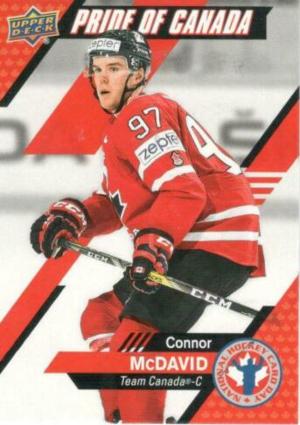 Pride of Canada Connor McDavid