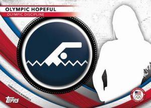 Team USA Memorabilia Pieces Sports Icon Parallel MOCK UP