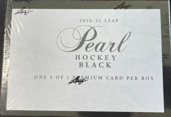 2020-21 Leaf Pearl Hockey