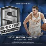 2020-21 Panini Spectra Basketball