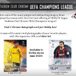 2020-21 Topps Stadium Club Chrome UEFA
