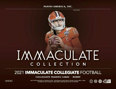 2021 Immaculate Collection Collegiate Football