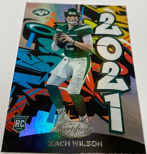 2021 Insert Zach Wilson