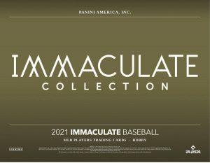 2021 Panini Immaculate Collection Baseball
