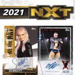 2021 Topps WWE NXT