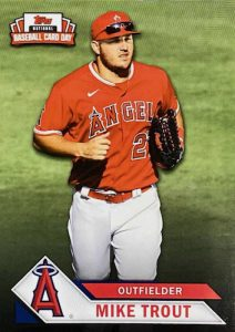 Base Mike Trout