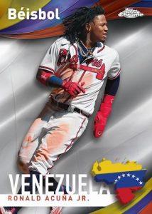 Beisbol Ronald Acuna Jr MOCK UP