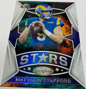 Certified Stars Matthew Stafford
