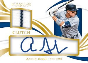Clearly Clutch Materials Auto Aaron Judge MOCK UP