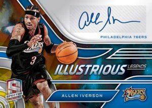 Illustrious Legends Signatures Allen Iverson MOCK UP