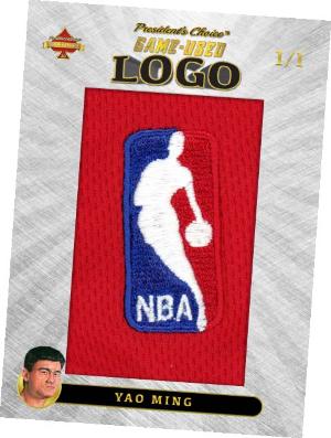 Logo Relics Yao Ming MOCK UP