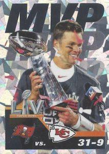 MVP Foil Tom Brady MOCK UP