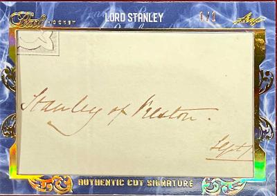 Pearl Cuts Cut Signature Lord Stanley