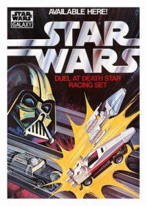 Vintage Star Wars MOCK UP