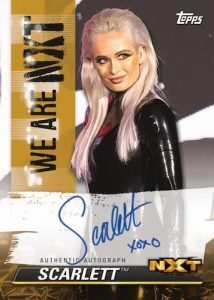 We Are NXT Auto Scarlett MOCK UP
